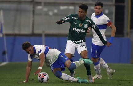 El Palmeiras solo necesita empatar para garantizar su paso a cuartos de final