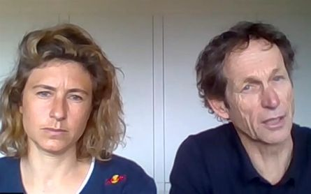 """Santiago Lange: """"Es importantísimo que en el COI haya atletas en activo"""""""
