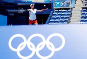 Djokovic debuta en Tokio ante el boliviano Dellien; Zverev y Rublev en su camino
