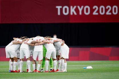0-0. España tropieza en la dureza de Egipto