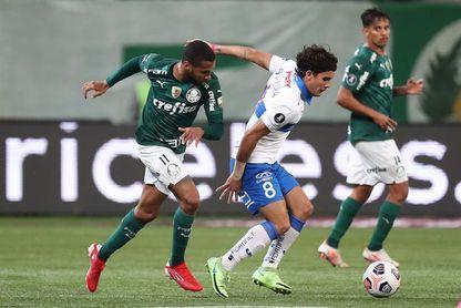 1-0. Palmeiras somete a la Católica y se medirá en cuartos con Sao Paulo