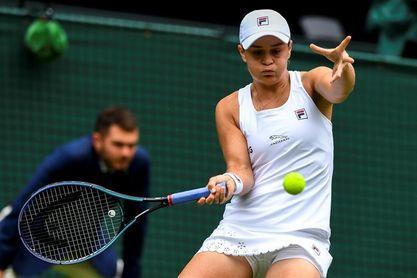 Barty-Sorribes, Osaka-Zheng en la primera ronda del torneo olímpico de tenis