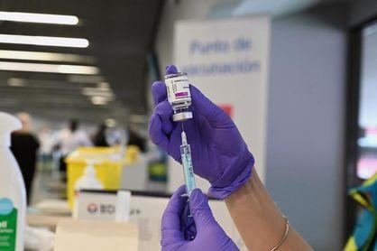 España ha vacunado a 1.550 personas en campaña para Tokio 2020