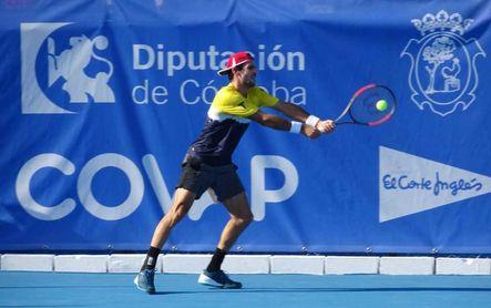 Menéndez asegura la presencia española en cuartos en el ATP Challenger de Pozoblanco