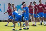 El Barcelona prepara el partido ante el Girona con caras más reconocibles