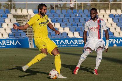 2-2. Villarreal y Olympique de Lyon empatan en un buen partido