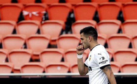 El Valencia espera este sábado a Maxi Gómez