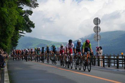 El ciclismo, un oasis para los japoneses que quieren ver los Juegos