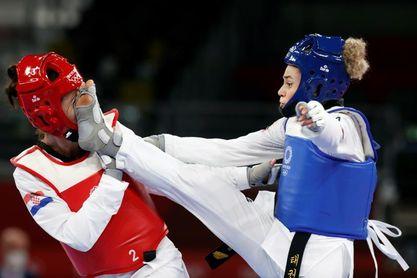 La colombiana Andrea Ramírez Vargas pasa a cuartos con una contundente victoria