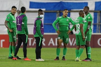 El campeón Deportes Tolima asume su primera derrota ante el Atlético Nacional