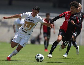 Los Pumas del argentino Lillini empatan sin goles con el Atlas de Diego Cocca
