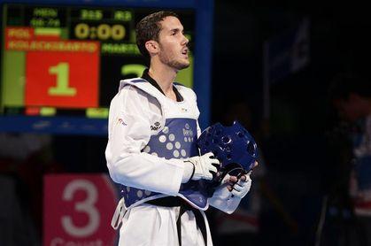 Raúl Martínez cae en octavos de final de taekwondo ante el croata Toni Kanaet