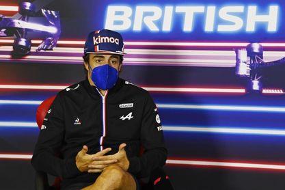 """Alonso: """"Siento que el equipo está mejorando todo el tiempo"""""""