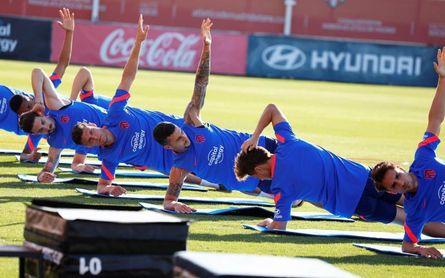 El Atlético cerrará la pretemporada con un amistoso frente al Feyenoord