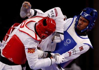 El bicampeón mundial cubano Rafael Alba Castillo luchará por un bronce