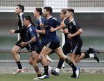 Arrasate recupera a David García, Roberto Torres y Jaume Grau