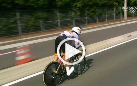 Izagirre se retira por calambres y confirma la debacle del ciclismo español