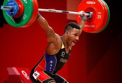 Venezuela celebra la primera medalla lograda en los Juegos Olímpicos de Tokio