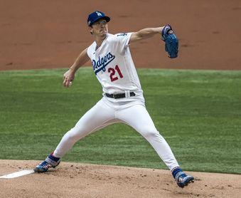 8-0. Buehler lanza sólido y los Dodgers ganan por blanqueada