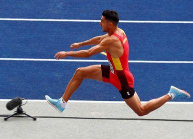 """Torrijos: """"Soy mejor atleta que en Río, está a mi alcance pasar a la final"""""""