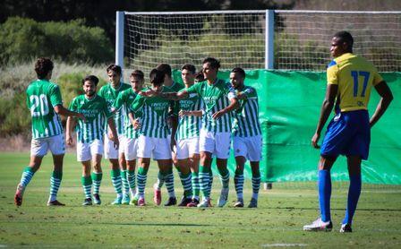 Betis Deportivo 2-1 Cádiz B: Como si la competición no se hubiese detenido