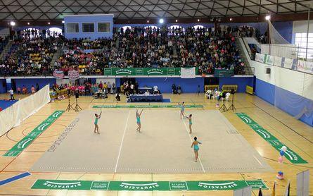 ¿Qué ayudas puedo pedir para organizar un evento deportivo en la provincia de Sevilla?