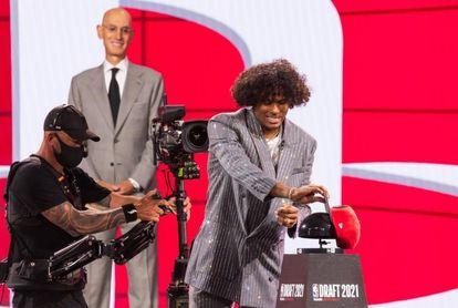Los Rockets se cargan de talento y juventud con Green, Sengun y Garuba