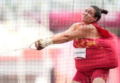 Laura Redondo, eliminada en martillo con un solo tiro válido de 62,42