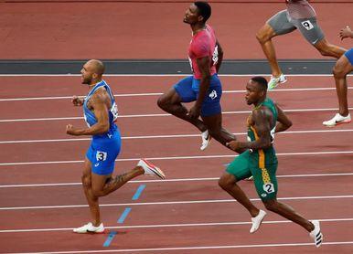 Y el sucesor de Bolt es... ¡un italiano!