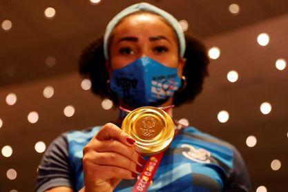 América Latina se corona campeona de halterofilia en los Juegos de Tokio