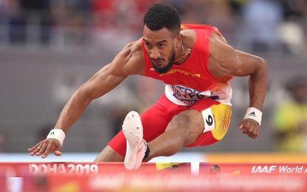 Orlando Ortega, fuera de los Juegos Olímpicos