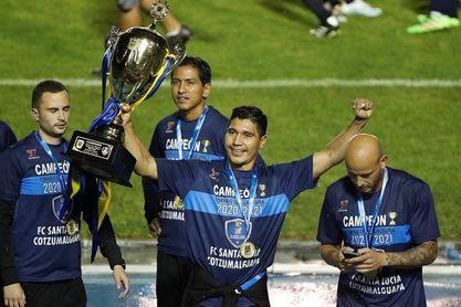 Santa Lucía de Guatemala se estrena en la Liga de Campeones de la Concacaf