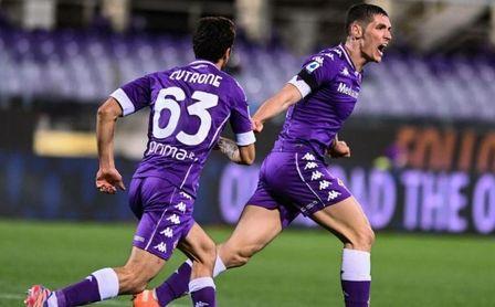 La Fiorentina pone precio a la venta de Milenkovic.