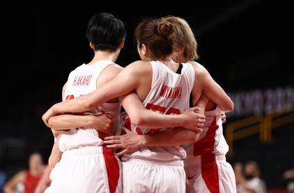 86-85. Japón pasa a semifinales y se medirá a la ganadora del España-Francia