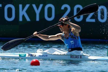 La argentina Brenda Rojas no logra colarse en la final y se despide de Tokio