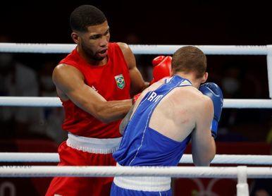 Los brasileños Ferreira y Souza se clasifican a la final en boxeo