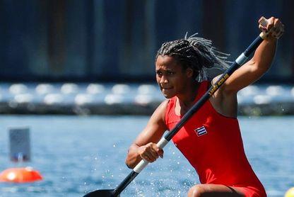 La cubana Katherin Nuevo no logra acceder a la final olímpica del C1 200