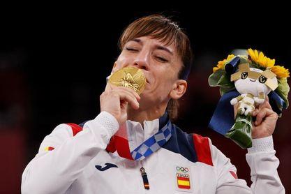 Sandra Sánchez será la única abanderada española en la Ceremonia de Clausura