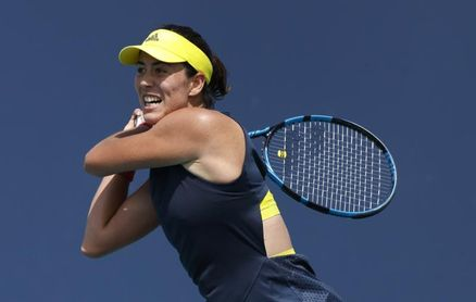 Garbiñe Muguruza, eliminada del torneo de Montreal por Katerina Siniakova