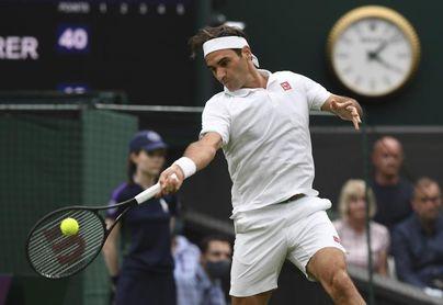"""Federer: """"Estoy seguro de que todavía quedan muchas cosas buenas por venir"""""""
