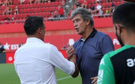 "Pellegrini: ""Me dejó conforme la madurez del equipo""."