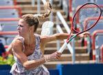 La italiana Camila Giorgi gana la final del torneo WTA 1.000 de Montreal