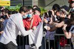 Manuel Locatelli pasa el reconocimiento médico con el Juventus