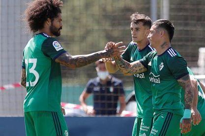 Aridane y Cote regresan en el reestreno de Manu Sánchez con Osasuna