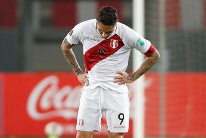 El peruano Paolo Guerrero sale ileso de un accidente de tránsito en Brasil