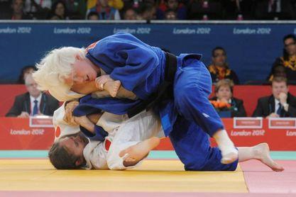 Marta Arce, la matriarca del judo paralímpico se despide en Tokio