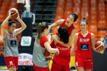 Hungría, Rumania e Islandia los rivales de España camino al Eurobasket 2023