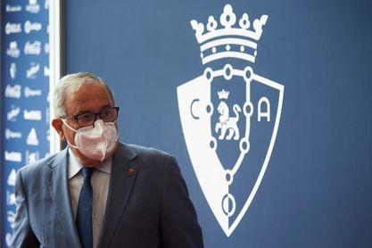 Osasuna justifica el acuerdo de LaLiga y CVC