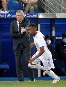 """Ancelotti: """"Hazard no tiene miedo de ir al choque"""""""