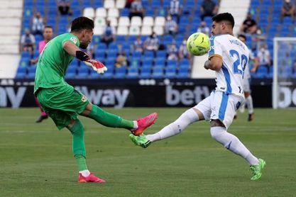 El Alavés contrata al delantero Miguel de la Fuente por cuatro temporadas